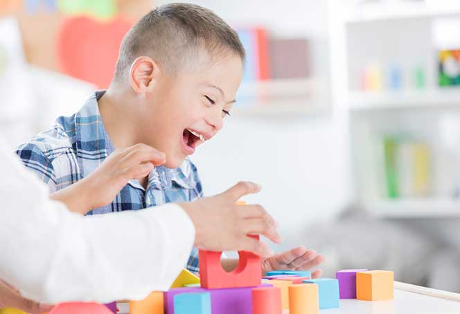 Down syndrome and other developmental and genetic disorders